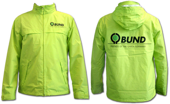 BUND-Aktionsjacke