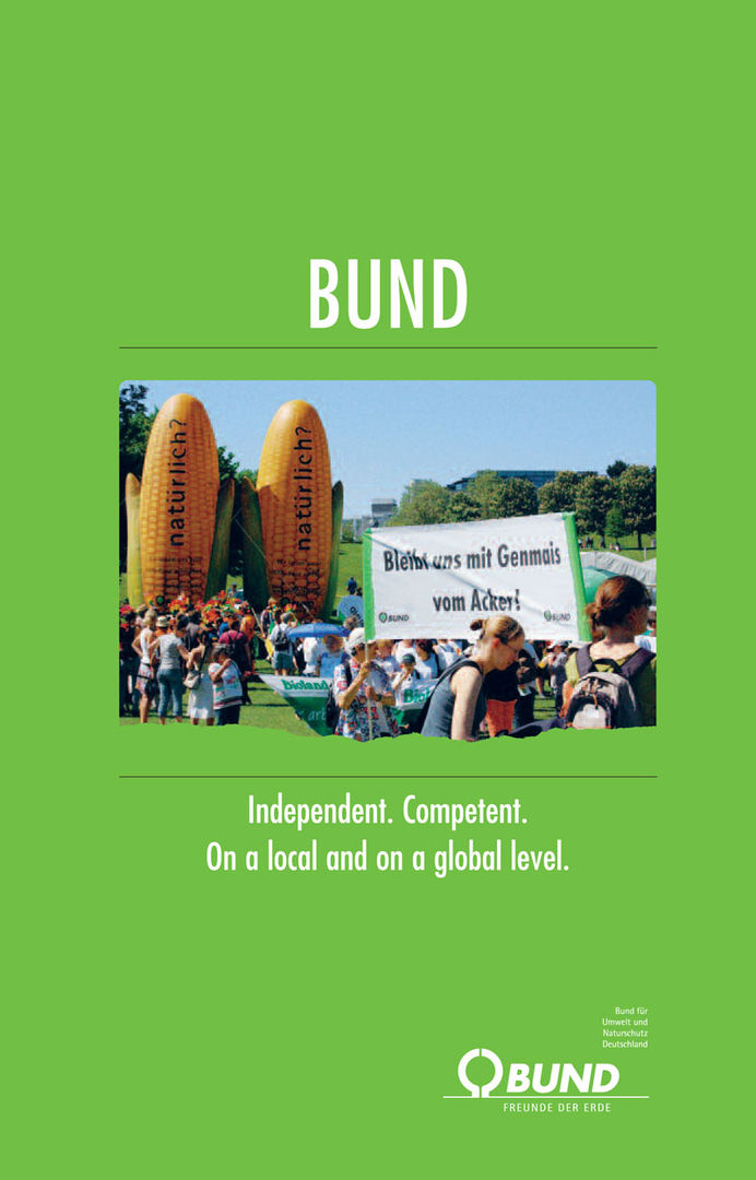 BUND – Independent. Competent. On a local and on a global level.