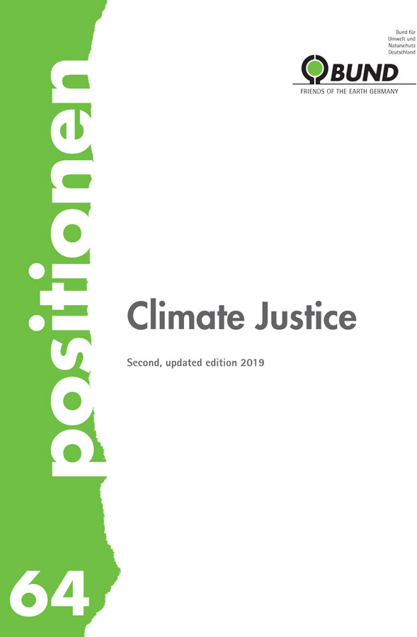 Climate Justice 2015