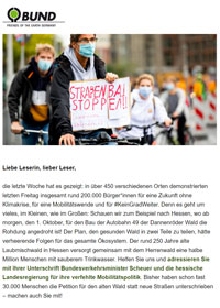 BUND-Newsletter 16/20