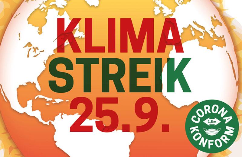 Klimastreik 25.9